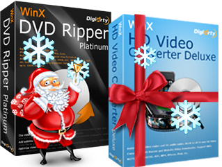 Free Giveaway, Christmas 2012, WinX DVD Ripper, Rip DVD