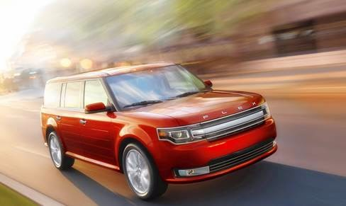 2015 Ford Flex Limited AWD Ecoboost