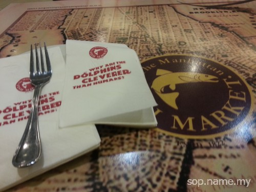 Restoran The Manhattan Fish Market
