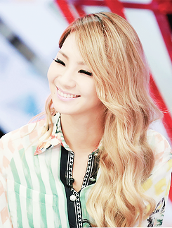 CL Lee Chaerin 2NE1 The Sweetest Female