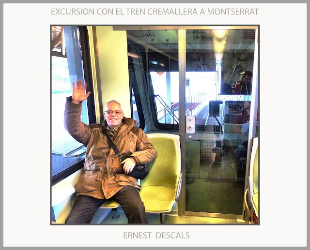 CREMALLERA-MONTSERRAT-EXCURSIONS-CATALUNYA-FOTOS-ARTISTA-PINTOR-ERNEST DESCALS-