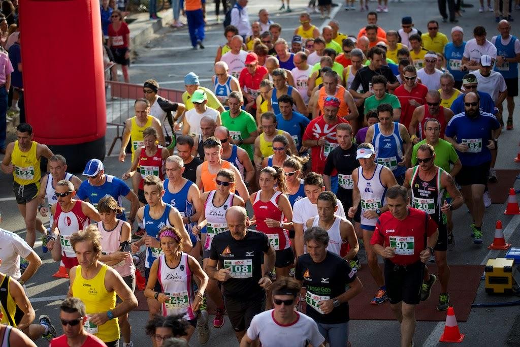 GreenWay Half Marathon