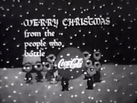 The FiveCentsPlease Blog: A Charlie Brown Christmas Coca-Cola sponsorship spots: facts, myths ...