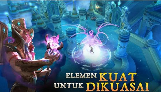 Dungeon Hunter 5 1.1.0j APK MOD