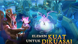 Dungeon Hunter 5 APK MOD Attack. Screenshot