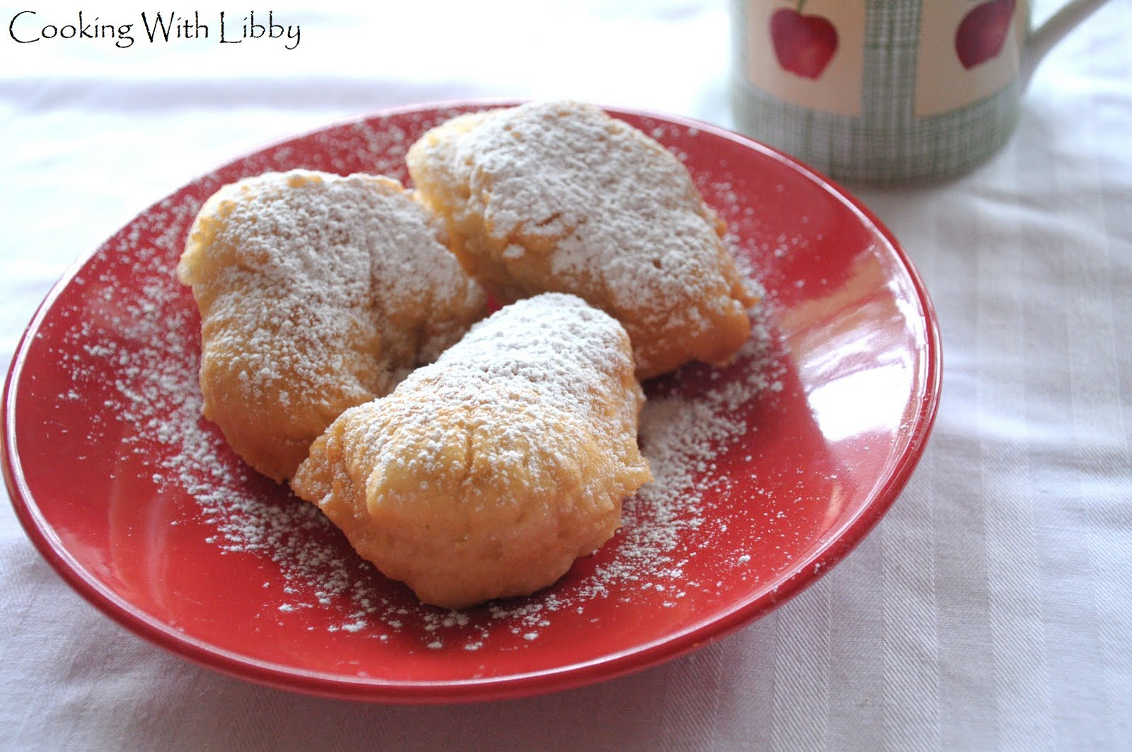 Easy Homemade Beignets | Cooking With Libby