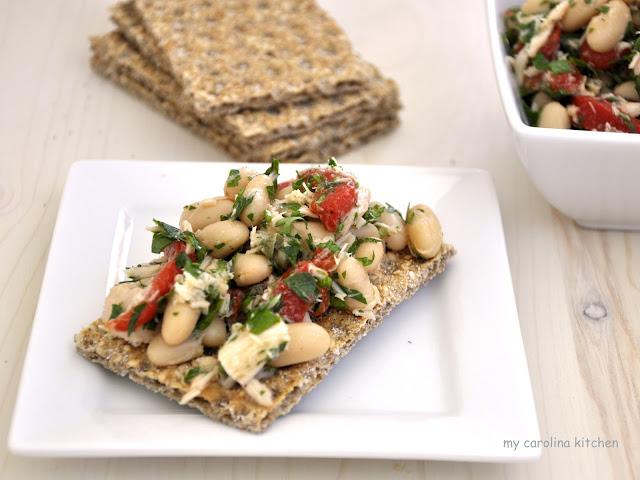 My Carolina Kitchen: Mediterranean Tuna Salad and a Give-away