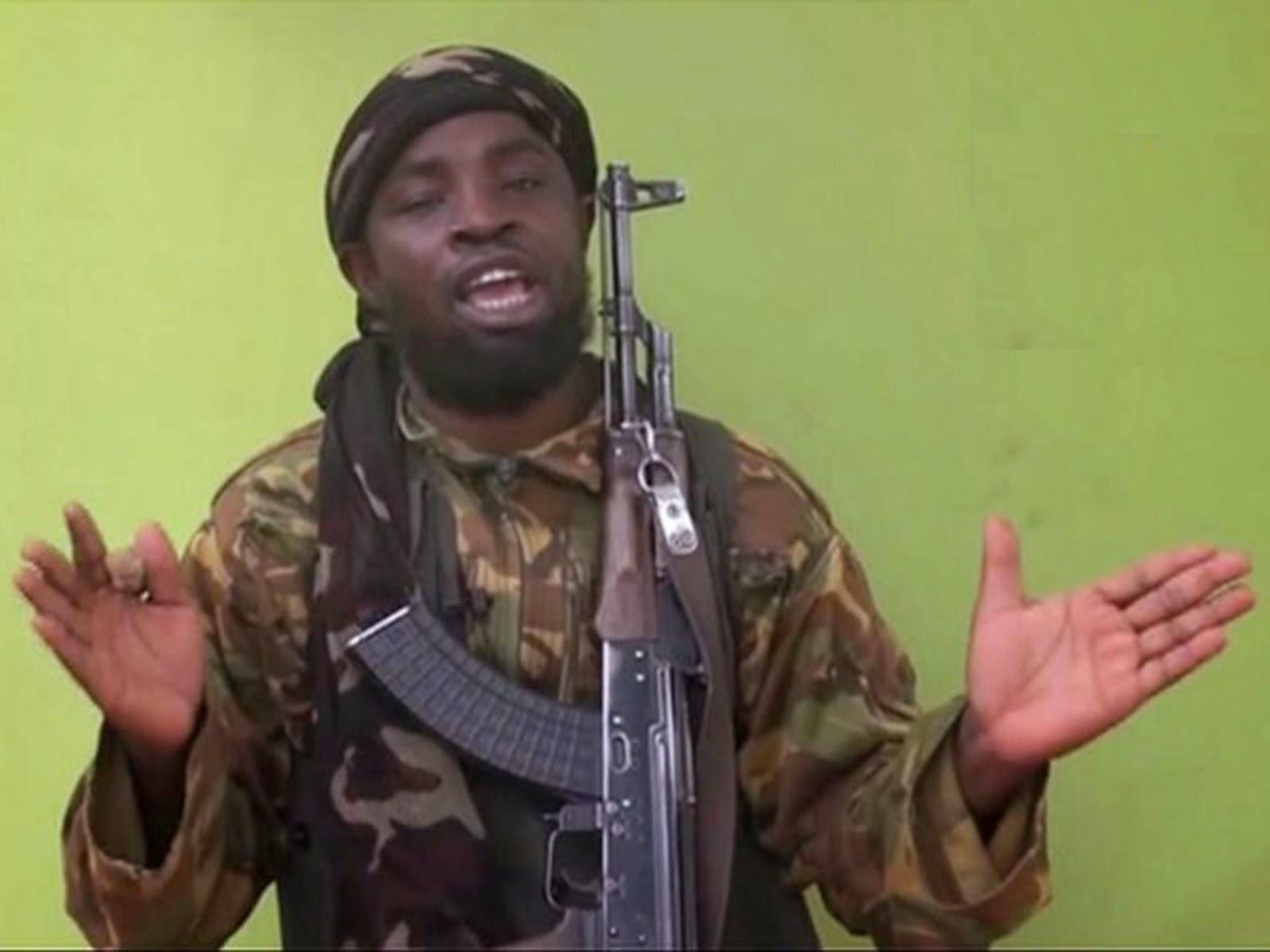 Boko Haram: Abubakar Shekau.
