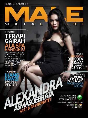 MALE Edisi 020 - Alexandra Asmasoebrata