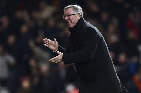 Prediksi Manchester United vs Liverpool 13 Januari 2013