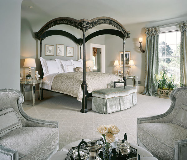 Classic Chic Home  Awe Inspiring Canopy Beds