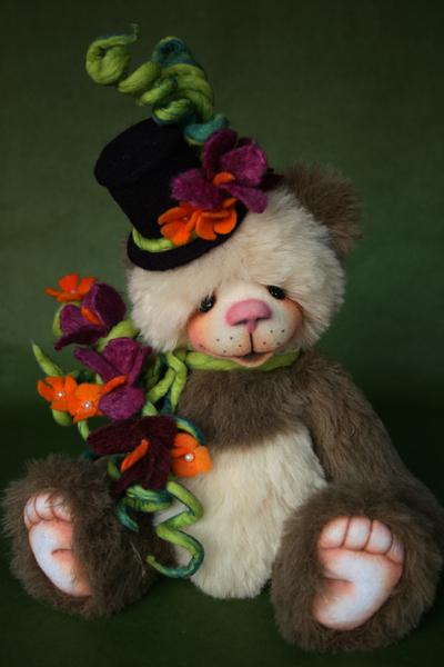 Bernadette = Bold As A Bear