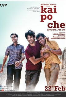 Watch Kai po che! online free Megavideo