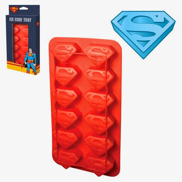Cubitos de Hielo Superman