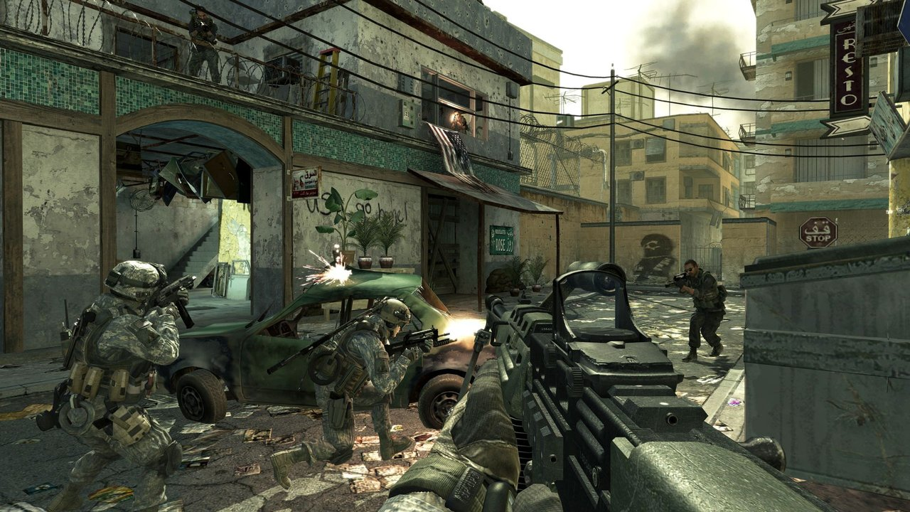 Crack Call of Duty: Modern Warfare   Download torrent ...