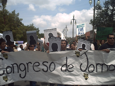 EL CONGRESO DE JORNALEROS/CONGRESS OF DAY LABORERS