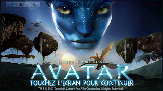 game symbian^3 avatar hd