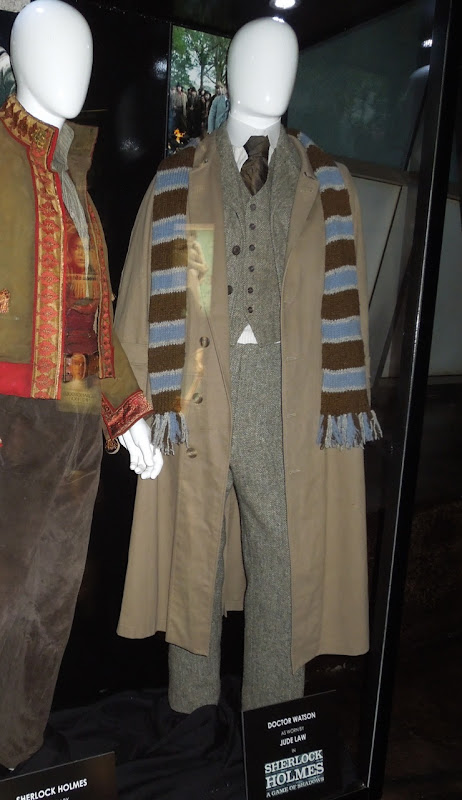 Dr Watson Sherlock Holmes 2 costume