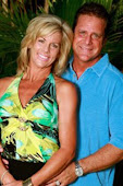 Steve and Gina Merritt, Crowne Black Diamond