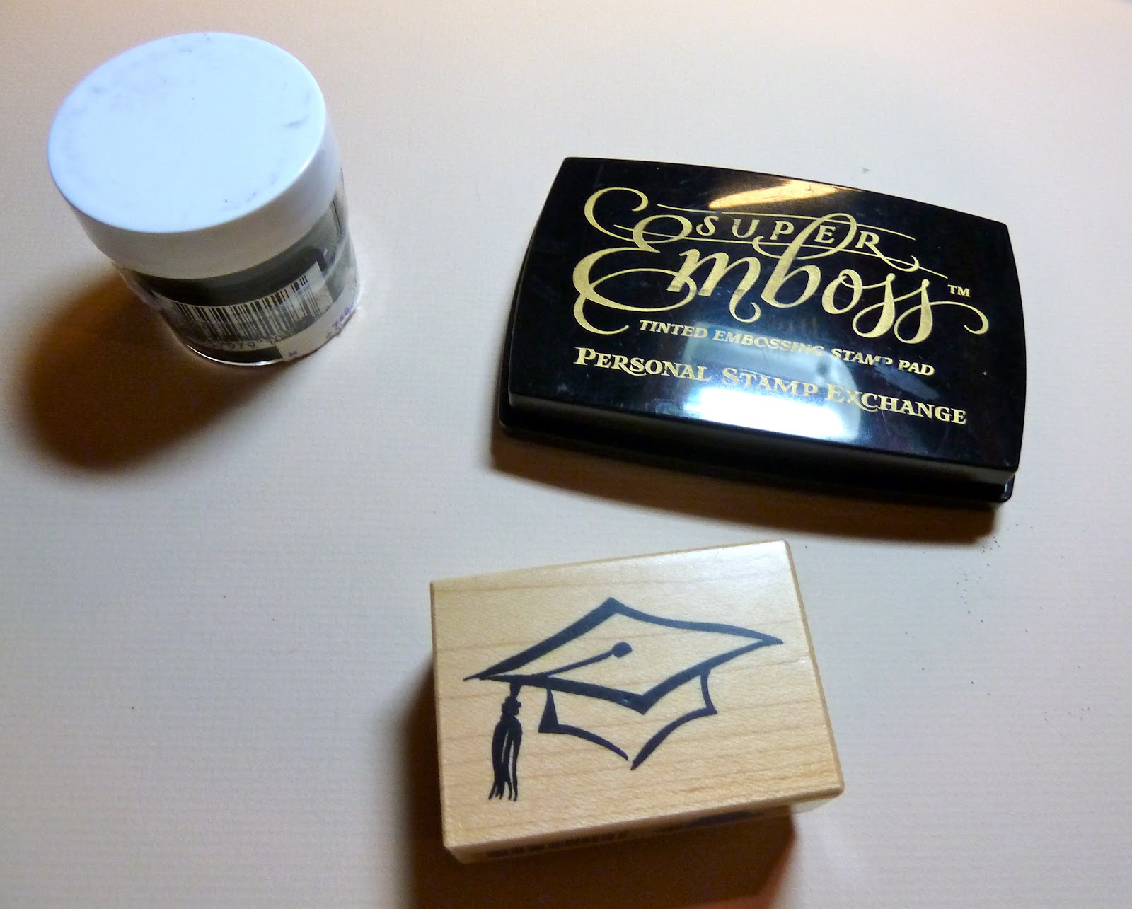 Rubber stamps for crafting - Craft Tip Today How To Emboss With Rubber Stamps