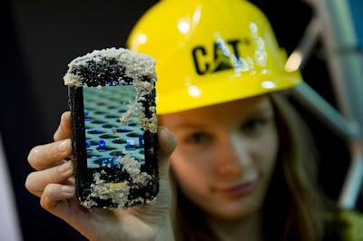 CAT B10, o Android indestrutível para situações extremas, chega ao Brasil