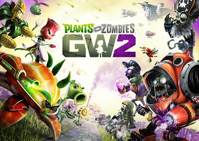 Plantas vs Zombies 2 Garden Warfare presenta contenidos especiales 1