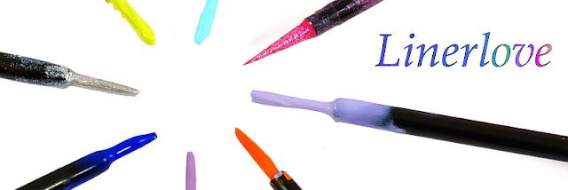 Blogparade • Farbige Eyeliner