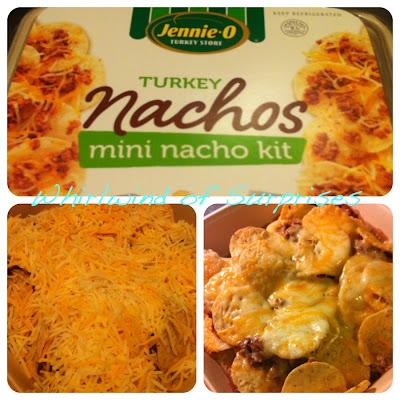 easy nachos, taco