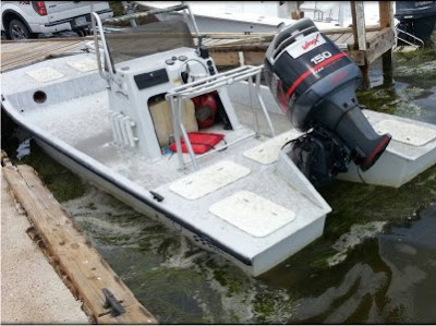 Stolen Majek Boat
