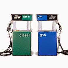 Malos tiempos para el diesel