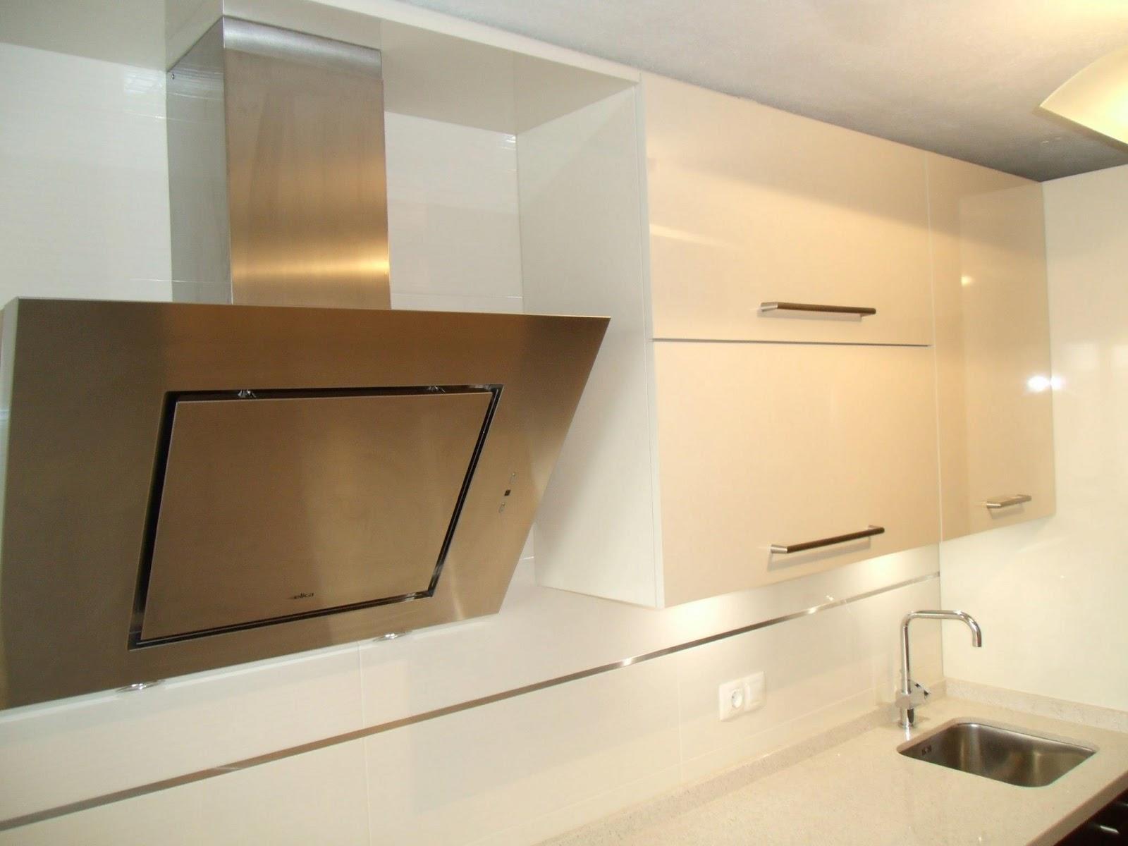 Reformar la cocina cocinas cjr for Muebles de cocina hasta el techo