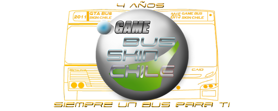 #GameBusSkinChile
