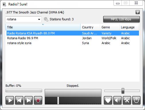 إستمع إلى كل محطات الراديو بالعالم من خلال برنامج واحد