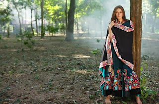 Lakhany Winter Shawls Collection