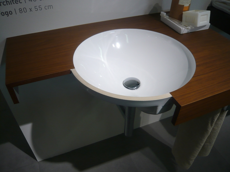 Ideal Undermount sinks with laminate counters Yes you can