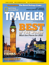 Pittsburgh, National Geographic, National Geographic Traveler Magazine, Best of the World 2012