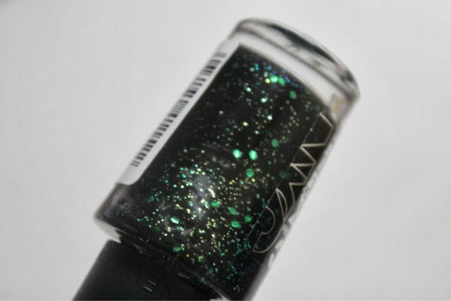 NYC Green Day Rock Muse Smoky Top Coat