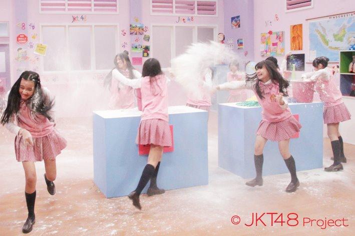 JKT48 School terlibat kerusuan