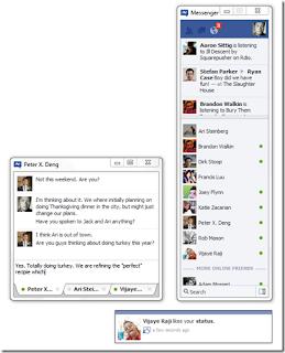تحميل برنامج الفيس بوك ماسنجر Download Facebook Messenger 2012