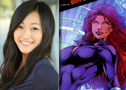 Karen Fukuhara rumored to play Plastique in the new Suicide Squad movie