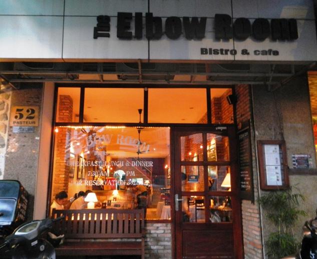 Life As I See It: Saigon Eats : The Elbow Room