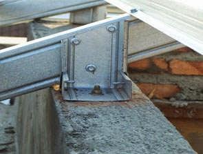 cara pemasangan atap baja ringan