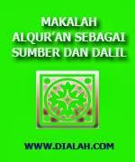 Download Makalah Al-Qur'an Sebagai NaraSumber