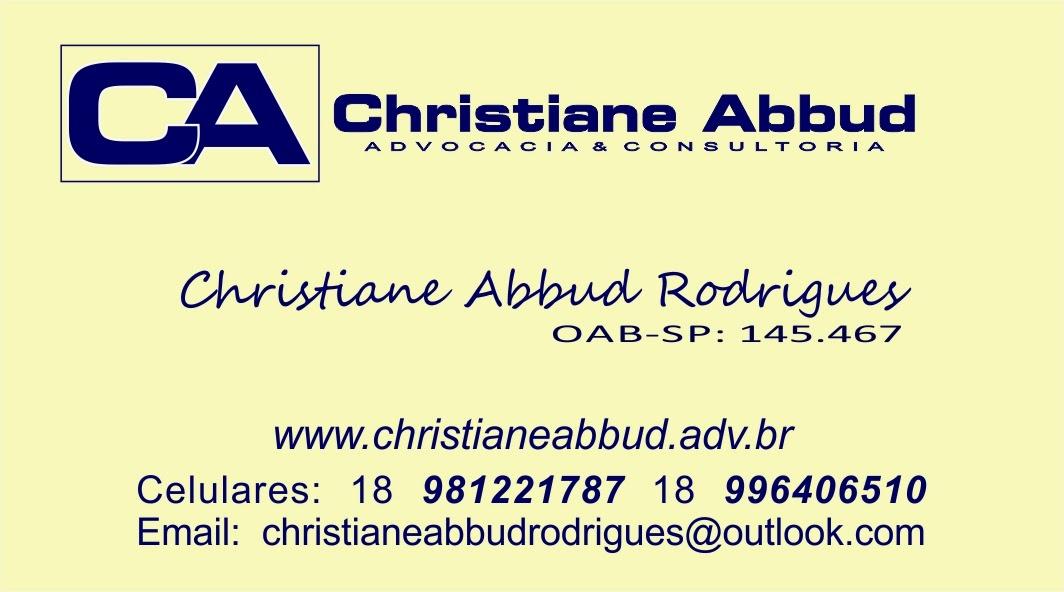 Christiane Abbud Rodrigues