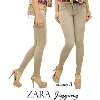 Jegging Zara Guess Murah Grosir Pastel Summer