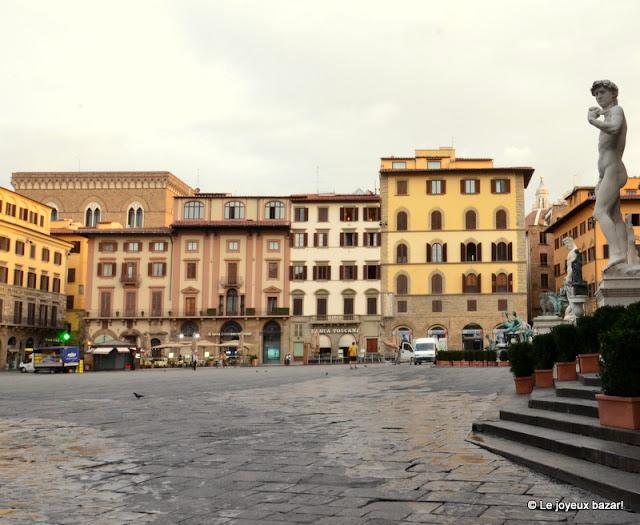 Florence -Piazza della Signora