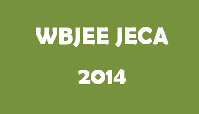 WBJEE JECA 2014 Logo