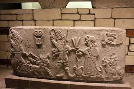Hatti is an ancient civilization that used to occupy the area of Anatolia, Turkey.