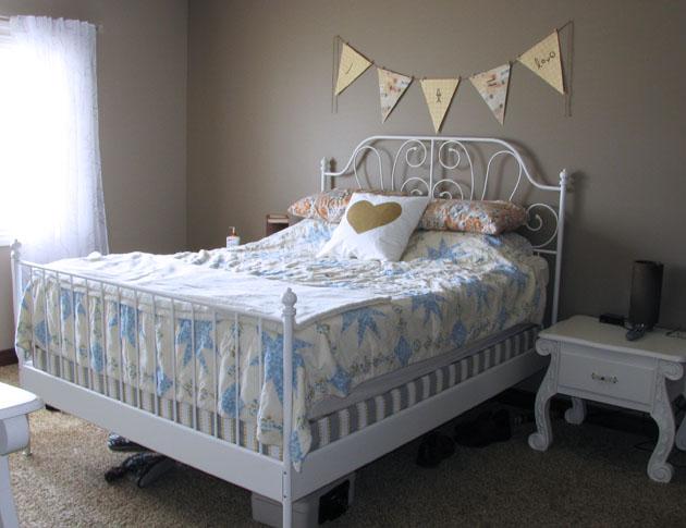 diy upholster your box spring fox hazel. Black Bedroom Furniture Sets. Home Design Ideas