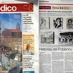 Artculo en El Peridico, Blobs &amp; Fasim, &quot;Crnicas de Pueblo Nuevo&quot;. Mar 2012